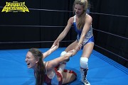 russian woman wrestling