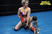 ladies wrestling